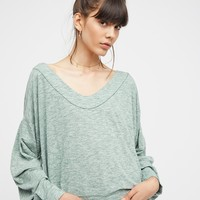 Free People Lucky Charm Pullover