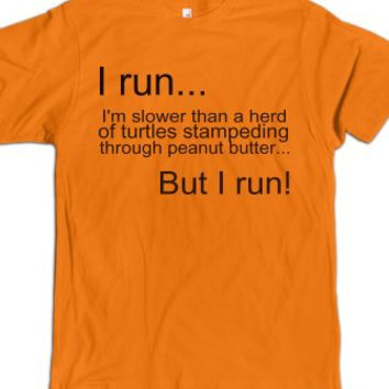 Mandarin Orange T-Shirt | Funny Lazy Shirts