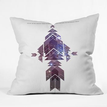 Gabi Eternal Throw Pillow