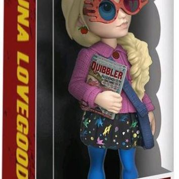 Harry Potter | Luna Lovegood ROCK CANDY VINYL FIGURE