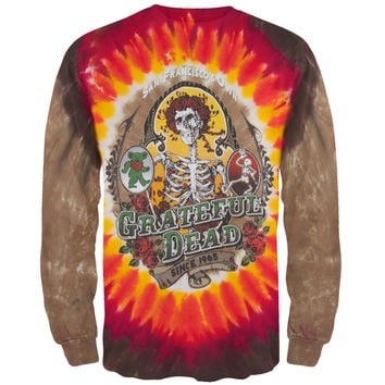 Grateful Dead - Bay Area Beloved Long Sleeve T-Shirt