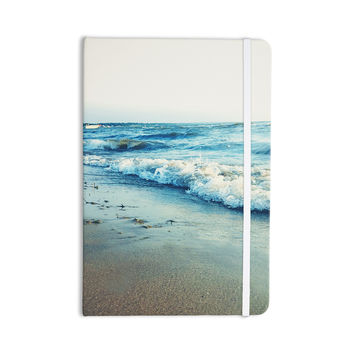 "Chelsea Victoria ""Beyond The Sea"" Blue Coastal Everything Notebook"