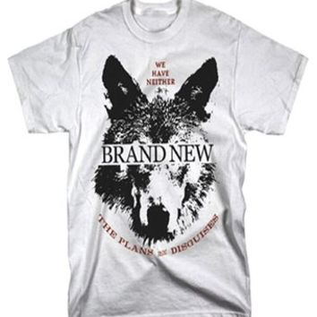 Brand New - Wolf Soft Fit T-Shirt