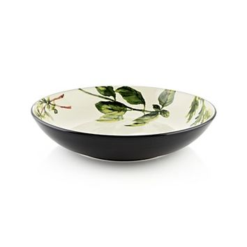Herb Serving Bowl