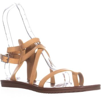 Seven Dials Sync Ankle Strap Sandals, Nude, 6 US