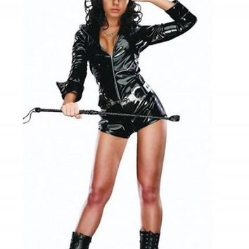 Black Women _ãÄs Sexy Cop Costume