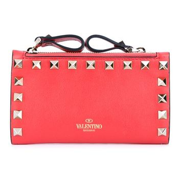 VALENTINO   Rockstud Coin Purse   brownsfashion.com   The Finest Edit of Luxury Fashion   Clothes, Shoes, Bags and Accessories for Men & Women
