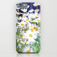 Daisy Dream iPhone & iPod Case by Jenndalyn