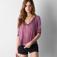 AEO Soft & Sexy Long Sleeve T-Shirt