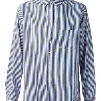 CREYONJF Rag & Bone striped print shirt