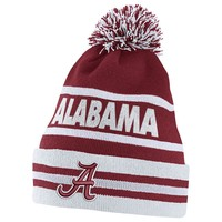 Nike Alabama Crimson Tide Cuffed Knit Beanie - Adult