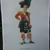 Scotsman Poster-18x24 inches-Vintage Image
