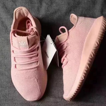 """ADIDAS"" Trending Fashion Casual Sports Shoes Pale Nude-Pink"