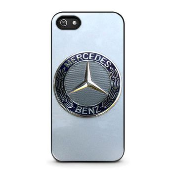mercedes benz iphone 5 5s se case cover  number 1