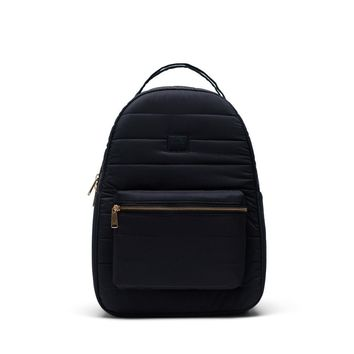 Herschel Supply Co. - Nova Quilt Black Mid Volume Backpack