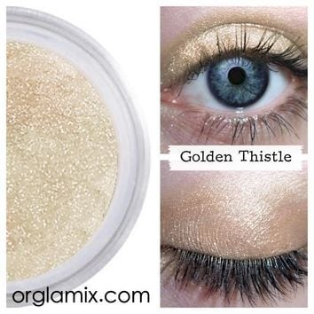 Golden Thistle Eyeshadow