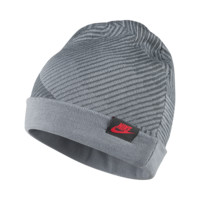 Nike Cuffed Knit Hat (Grey)