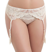 b.tempt'd by Wacoal Lace Kiss Garter Belt 948144