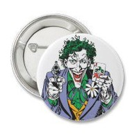 The Joker Points Gun Pin
