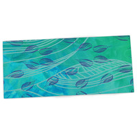 "Catherine Holcombe ""Sweet Summer Swim"" Desk Mat"