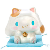 Buy Sanrio Cinnamoroll Lucky Cat Ceramic Coin Bank with Cushion at ARTBOX