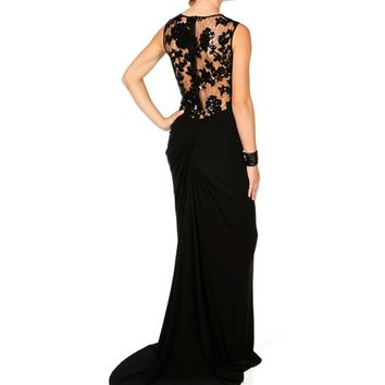 Davina-black Homecoming Dress