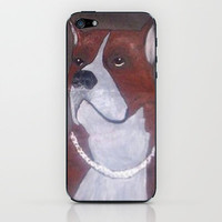Boxer or Pitbull  iPhone & iPod Skin by TecaBurq | Society6