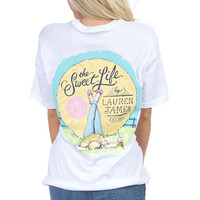 The Sweet Life - Hay Bale - Short Sleeve – Lauren James Co.