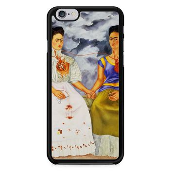 Frida Kahlo The Two Fridas iPhone 6/6S Case