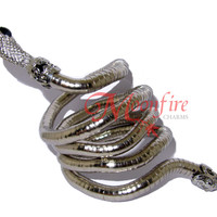 THE MORTAL INSTRUMENTS Isabelle Lightwood Serpent Cuff Bracelet