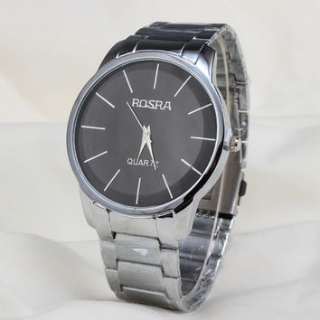 Great Deal Designer's New Arrival Gift Awesome Trendy Good Price Dial Men Watch Simple Design Stylish Watch [4915484356]