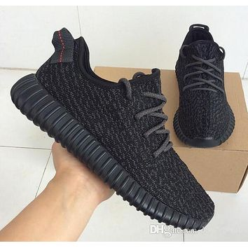 high quality kanye shoes 350 boost running shoes athletic boost y 350 running shoes mens sporting sneakers shoes 36 46