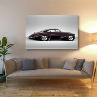 Holden Efijy on Mirror Wrapped Premium Canvas