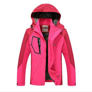 Spring Autumn new men's and women's casual thin jacket wind