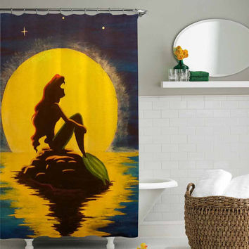 Best Little Mermaid Shower Curtain Products on Wanelo