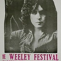 T.REX The Weeley Festival,Clacton,Eng.. 1971 concert poster | eBay