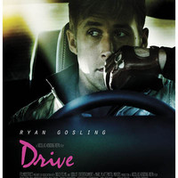 Drive Movie Poster 11x17