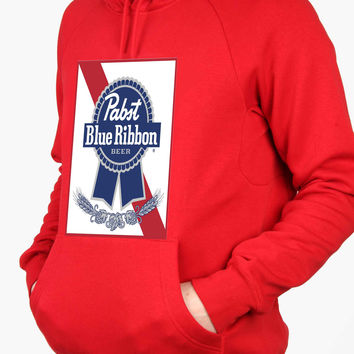 Vintage Pabst Blue Ribbon For Man Hoodie and Woman Hoodie S / M / L / XL / 2XL*AP*