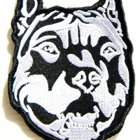 Pit Bull patch