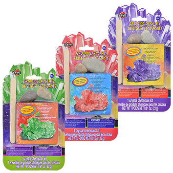 Bulk Science By Me Crystal Growing Kits at DollarTree.com