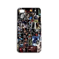 Cute Bob Marley Collage Custom Cool Phone Case Cover iPhone 420 Jamaican Music