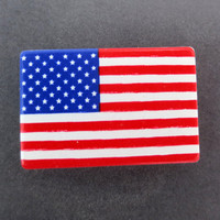 American Flag Pin Brooch Free Shipping USA Patriotic Red White and Blue Stars and Stripes Ol Glory United States Jewelry Accessory