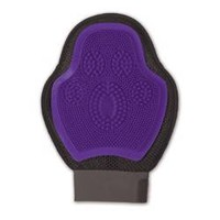 Petmate FurBuster 3-in-1 Grooming Glove for Dogs