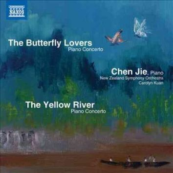 DCCKB62 BUTTERFLY LOVERS CTO/YELLOW RIVER CTO