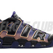 """air more uptempo hoh """"dusk to dawn"""" - black/white-orng chalk-nght bl 