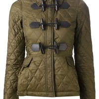 Burberry Brit Quilted Coat - O' - Farfetch.com