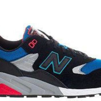 DCCK1IN new balance mens sneakers elite edition pinball black blue red mrt580bf
