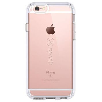 DCCK2JE Speck 73685-5085 CandyShell Case for iPhone 6 Plus/6S Plus - Retail Packaging - Clear
