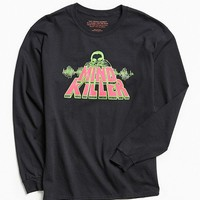 BOW3RY Mind Killer Long Sleeve Tee | Urban Outfitters