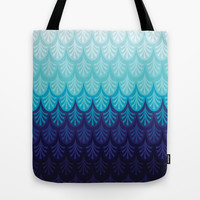 Arctic Ombre! Tote Bag by TotalBabyCakes